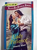 Lady Patience (0821763709) by Annette Blair