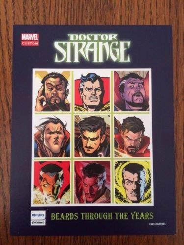 NEW 2016 SDCC Comic Con Exclusive MARVEL DOCTOR STRANGE Promo Card