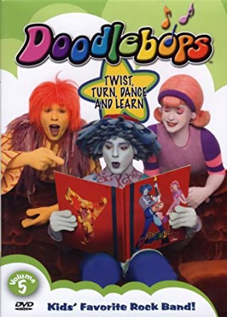 Amazon Com Doodlebops Twist Turn Dance And Learn