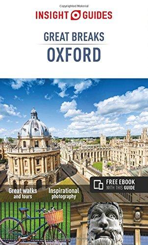 Oxford Great Breaks Insight Guides (Insight Great Breaks)