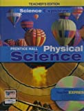 9780131901247: Prentice Hall Pearson, Science Explorer Physical Science Teacher Edition, 2005 ISBN: 0131901249