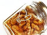 ハニーナッツ【クルミ】 国産蜂蜜にたっぷりとクルミを付け込みました。ナッツのはちみつ漬け