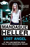 Cover of Lost Angel by Mandasue Heller 0340960094
