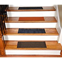 Dean Affordable DIY Non-Skid Carpet Stair Treads (Set of 13) 24
