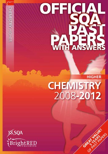 Chemistry Higher Sqa Past Papers 2012