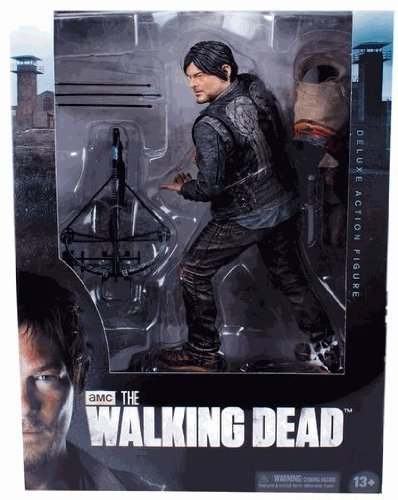 McFarlane Toys AMCs The Walking Dead TV Daryl Dixon 10 Deluxe Action Figure by Unknown