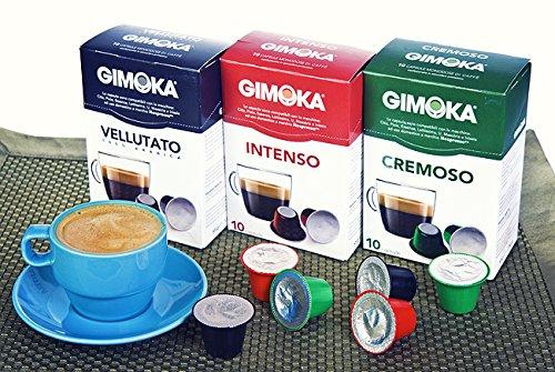 Gimoka coffee pods