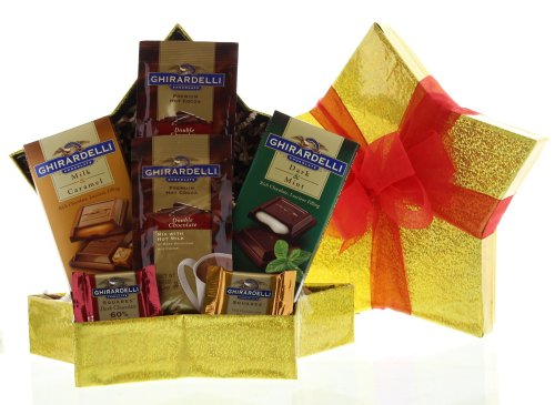 Wine.com Stellar Ghirardelli Chocolate Assortment