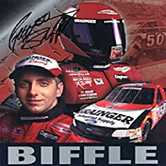 Greg Biffle Autographed Signed Racing 8x10 Photo by Hollywood Collectibles