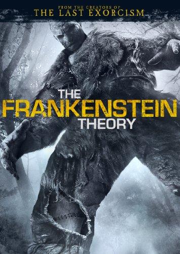 DVD : The Frankenstein Theory (DVD)