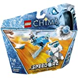 Lego 70151 - Legend of Chima - Les pointes de glace
