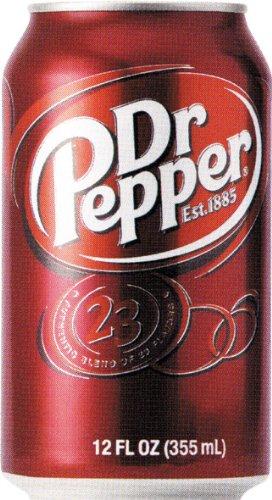ドクターペッパー  355ml ×24本(1ケース)