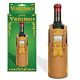 Vinderhosen Lederhosen Bottle Cover - New