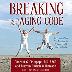 Breaking the Aging Code Audiobook