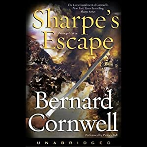 Sharpe's Escape Audiobook