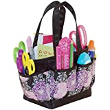 Everything Mary Mini Scrappers Tote, Small, Purple/Black