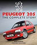 Adam Sloman Peugeot 205: The Complete Story