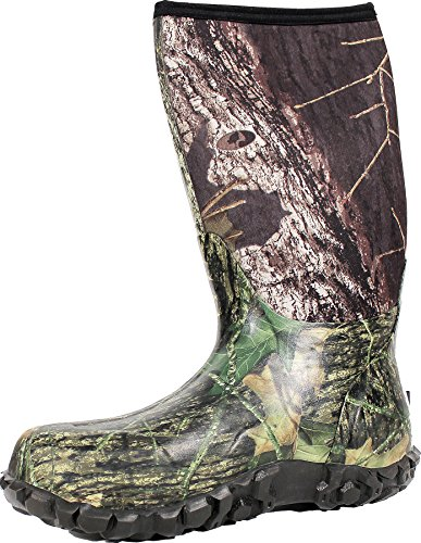 Bogs Men's Classic High Waterproof Insulated Rain Boot, Mossy Oak,11 M US (Hunting Boots For Men Insulated compare prices)