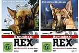 Kommissar Rex - Die ersten Abenteuer - Staffel 1 & 2 (6 DVDs)²