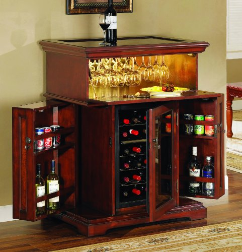 Cherry Wood Wine Rack Best Buy