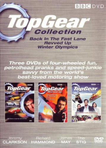 Top Gear - Box Set [DVD]