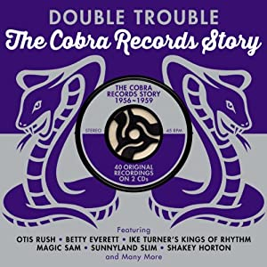 Double Trouble-Cobra Records Story 1956-1959
