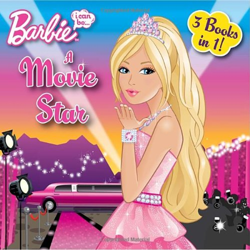 I Can Be a Movie Star (Barbie) (Pictureback Favorites) (Barbie I Can Be Actress compare prices)
