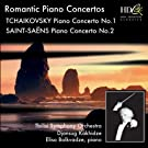 Great Romantic Piano Concertos (Tchaikovsky : Piano Concerto No.1 in B-Flat Minor, Op.23 ; Saint-Sa�ns : Piano Concerto No.2 in G Minor, Op.22)