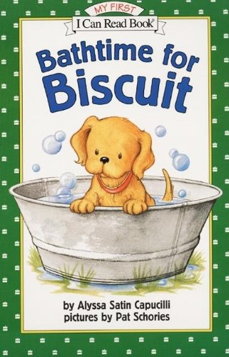 Image of Bathtime for Biscuit (My First I Can Read)