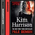 Pale Demon Audiobook by Kim Harrison Narrated by Marguerite Gavin
