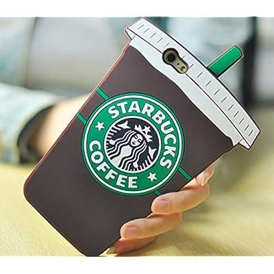 iPhone6ケース iPhone6カバー(4.7インチ) スターバックス スタバ Starbucks  docomo Softbank au