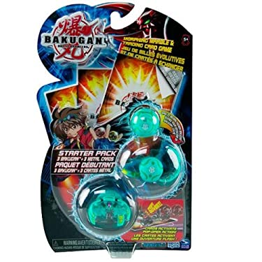 Bakugan Starter Pack Green