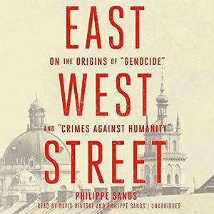 East West Street Hörbuch