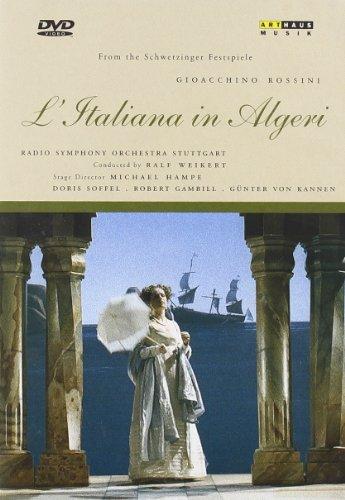 La Italiana En Argel (R.Weikert) - Rossini - DVD