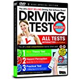 Driving Test Success All Tests Interactive DVD 2010 Edition for DVD player or DVD compatible games console (DVD Interactive)by Focus Multimedia Ltd