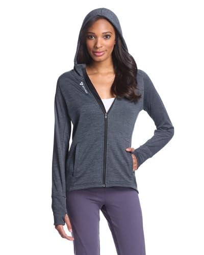 Reebok Women's Hooded Track Jacket