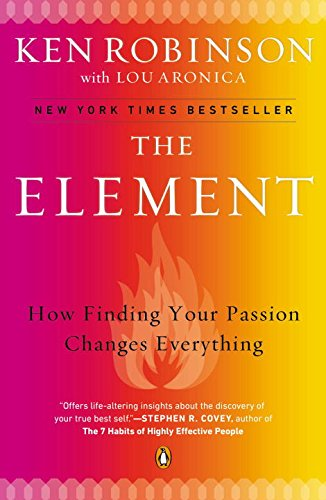 The Element ISBN-13 9780143116738