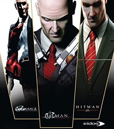 Hitman trilogie - Hitman : Silent Assassin + Hitman Contracts + Hitman : Blood Money