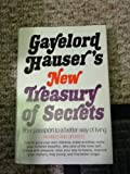 img - for New Treasury of Secrets book / textbook / text book