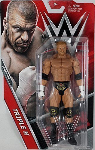 WWE Série Elite 69 Figurine D'Action - Triple H 'Le Roi De Rois'