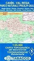 CANIN/VALLI DI RESIA E RACCOLANA 027
