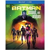 Batman Assault on Arkham on Blu-ray & DVD