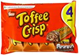 Nestlé Toffee Crisp 172.8 g (Pack of 15, Total 60 Bars)