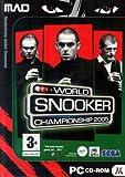World Snooker Championship 2005 - Mad (PC CD)