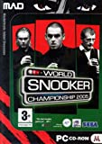 World Snooker Championship 2005 - Mad (PC CD)