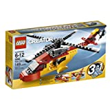 Lego Creator Rotor Rescue 3-In-1 Helicopter/Biplane/S... 149 Piece Set