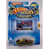 Hot Wheels Color Shifters Creatures 1:64 Car: Off Track