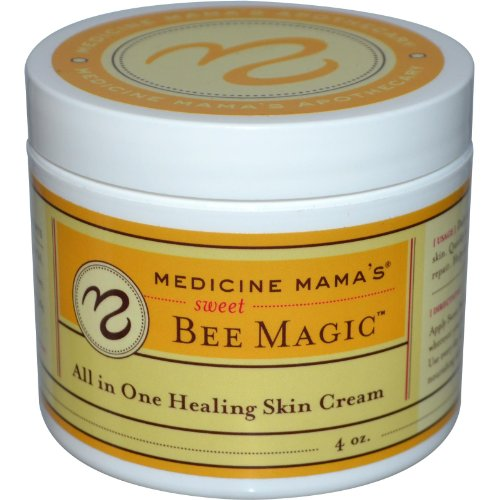 Medicine Mama's, Sweet Bee Magic, All In One Healing Skin Cream