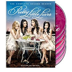 Pretty Little Liars: The Complete Second Season
