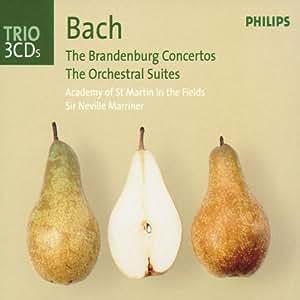 Concertos Brandebourgeois, Suites Orchestrales